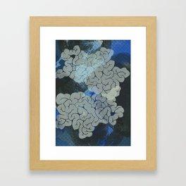 Fight or Flight II Framed Art Print