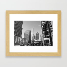 Phantoms Framed Art Print
