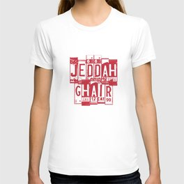 Jeddah Ghair T-shirt
