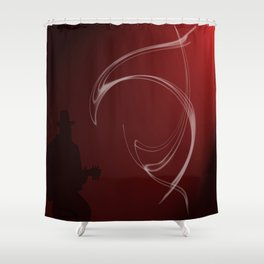 3 a.m. Shower Curtain