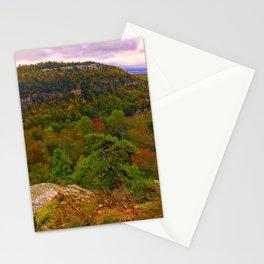 Minnewaska Park in Autumn Stationery Cards