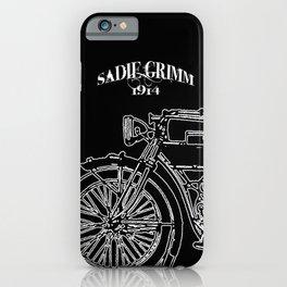 Sadie Grimm iPhone Case