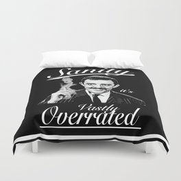 Gomez: Sanity, it's Vastly Overrated Duvet Cover