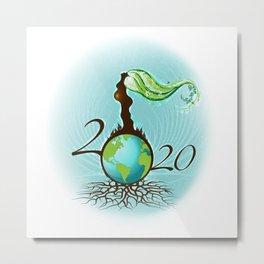 Mother Earth 2020 Metal Print