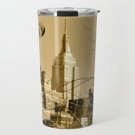 View From a Roof Top Travel Mug