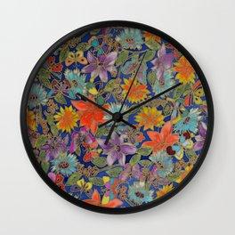 Taman Sari Wall Clock