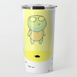 Paul Bloomberg Travel Mug
