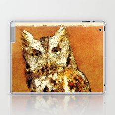 How Now Brown Owl Laptop & iPad Skin