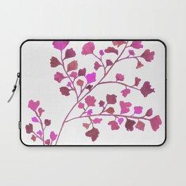Pink Fern Laptop Sleeve