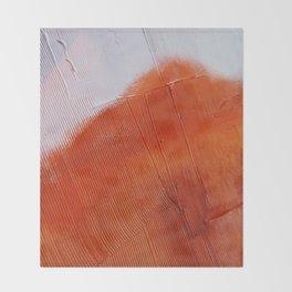 Snapshot Series #2: art through the lens of a disposable camera by Alyssa Hamilton Art Throw Blanket
