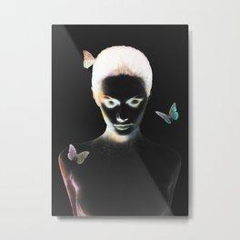 Illuminate Me Metal Print