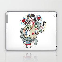 Polypop The Skull Laptop & iPad Skin