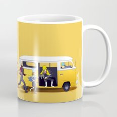 A Courtroom on the Verge of a Breakdown Mug