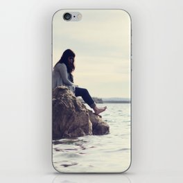 No Need to be Lonely. iPhone Skin