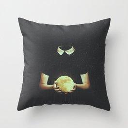Clairvoyance Throw Pillow