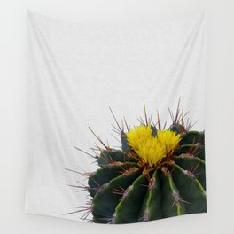 Cactus Flower Wall Tapestry