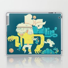 Big Ballin' Laptop & iPad Skin