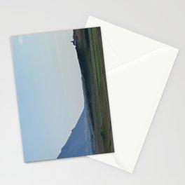Icelandic mountains Stationery Cards