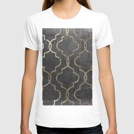 Paris Apartment Black T-shirt