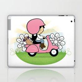 Lambretta Laptop & iPad Skin