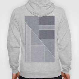 Simple geometric pattern. 3 Hoody