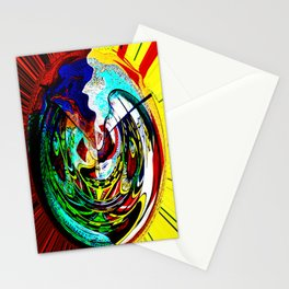3 Queens Stationery Cards