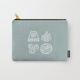 Bending All Four Elements – Water Carry-All Pouch