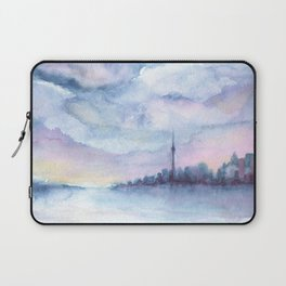 Once Upon Toronto - Skyline Laptop Sleeve