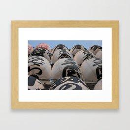Sensō-ji Framed Art Print