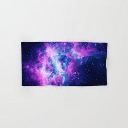 Dream Of Nebula Galaxy Hand & Bath Towel