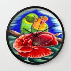 SOULMATES Wall Clock