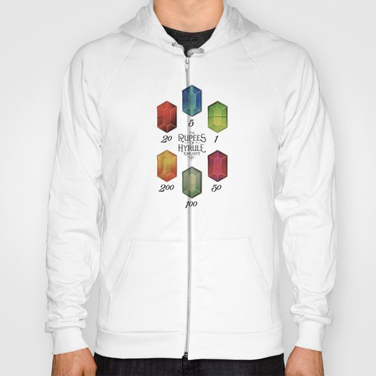 Legend of Zelda - Tingle's The Rupees of Hyrule Kingdom Hoody