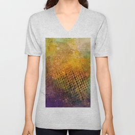 Trying to Cover it Up Unisex V-Neck