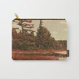 Grundy Lake Provincial Park Poster Carry-All Pouch