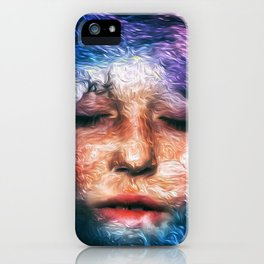 REALITY MELTED - CORE DEGRADATION 2 iPhone Case