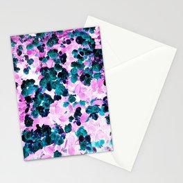 Negative Roses Print Stationery Cards