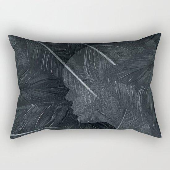 Ornithology-B Rectangular Pillow