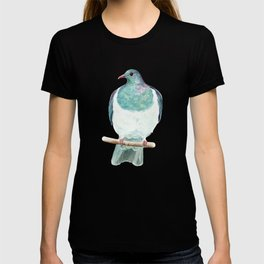 Kereru / Woodpigeon - a native New Zealand bird 2014 T-shirt
