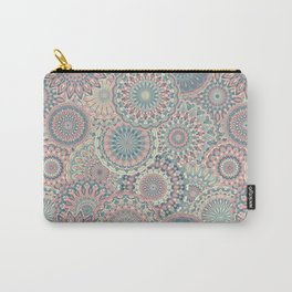 Mandala (Floral 002) Carry-All Pouch