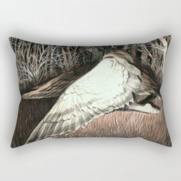 This Me Can Fly Not The Others Rectangular Pillow