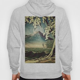 5 Lakes at Moonlight Hoody