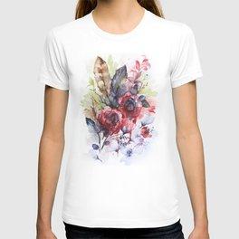 Bloodflowers T-shirt