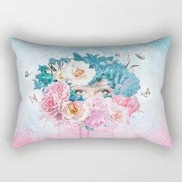 FLORAL EVA Rectangular Pillow