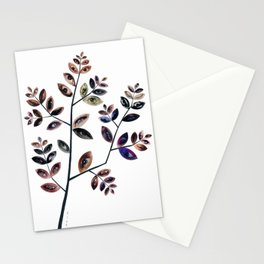 Stairing at you Stationery Cards