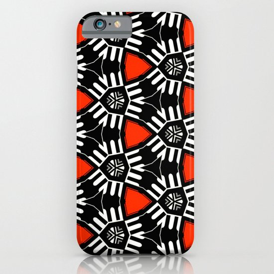 Breitner Pattern iPhone & iPod Case