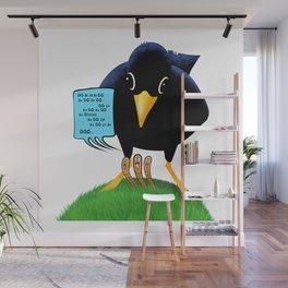 Blackbird with a Chorus Wall Mural