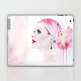 Rayon | Jared Leto in Dallas Buyers Club | Watercolor Portrait Laptop & iPad Skin