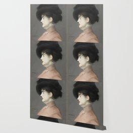Irma Brunner by Edouard Manet Wallpaper