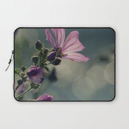 purple fragility Laptop Sleeve
