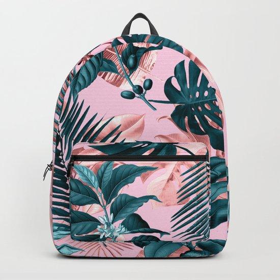 Tropical Garden III Backpack